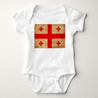 Georgia Flag T Shirt
