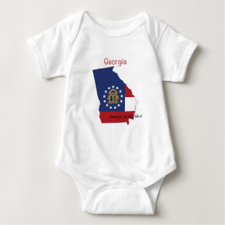 Georgia Flag Tees