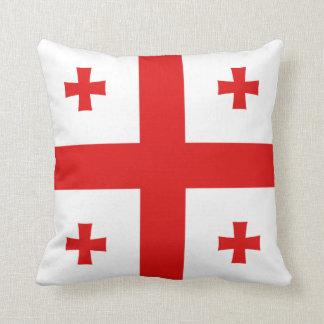 Georgia Flag x Flag Pillow Cushion