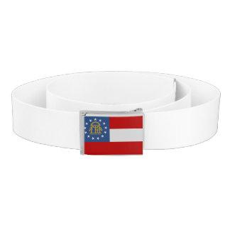 GEORGIA Flag Belt