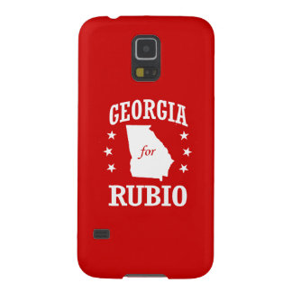 GEORGIA FOR RUBIO GALAXY S5 CASE