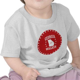 GEORGIA FOR WALKER T-SHIRTS