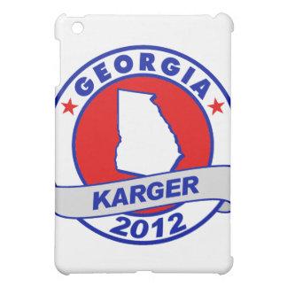 Georgia Fred Karger iPad Mini Cover