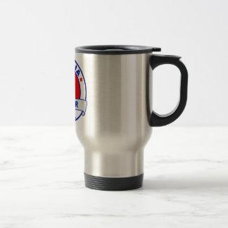 Georgia Fred Karger Stainless Steel Travel Mug