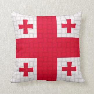 Georgia Georgian flag Cushion