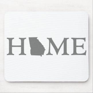 Georgia HOME state Mouse Pad