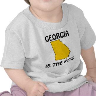 Georgia - Is The Pits Tshirt