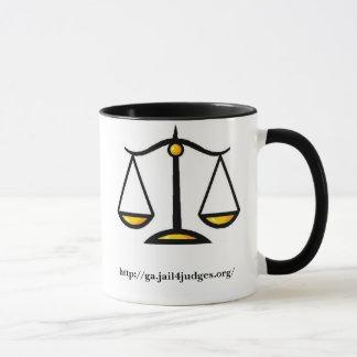 Georgia Judicial Accountability Initiative Mug