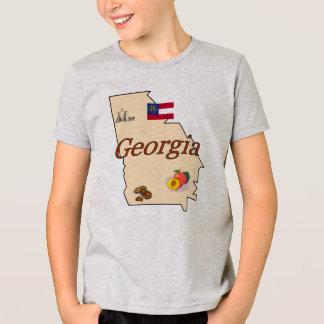 Georgia Kid's T- Shirt