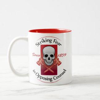 Georgia Law Mug
