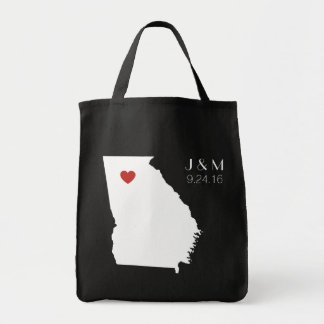 Georgia Love - Customizable Tote Bag