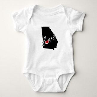 Georgia Love!  Gifts for GA Lovers Tee Shirts