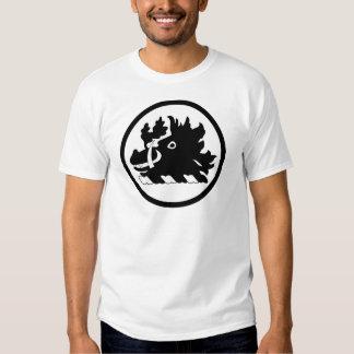 Georgia National Guard - Black & White T Shirts
