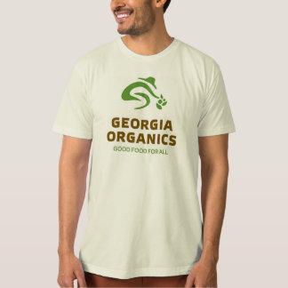 Georgia Organics T-shirt, white organic T-Shirt