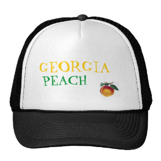 GEORGIA, PEACH CAP