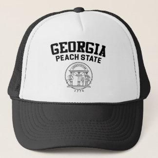 Georgia Peach State Trucker Hat