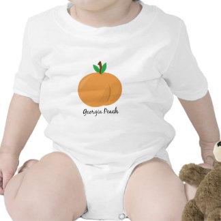 Georgia Peach Bodysuits
