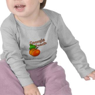 Georgia Peach T-shirts