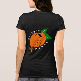 Georgia Peach Women Jersey T-Shirt