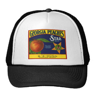 Georgia Peaches Cap