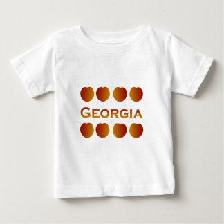 Georgia Peaches Logo Shirts