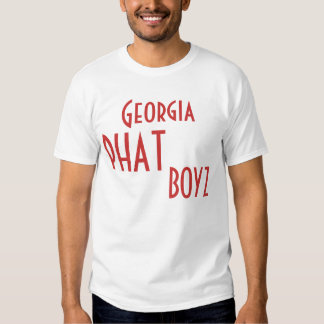 Georgia Phat Boyz Tshirts
