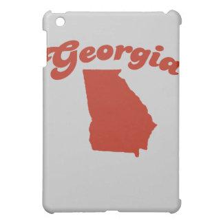 GEORGIA Red State iPad Mini Cases