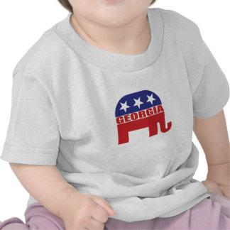 Georgia Republican Elephant Tees
