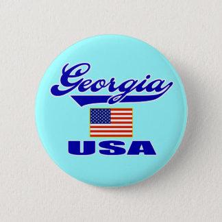 Georgia Script Pin