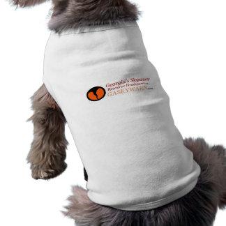 Georgia Skywarn Sleeveless Dog Shirt