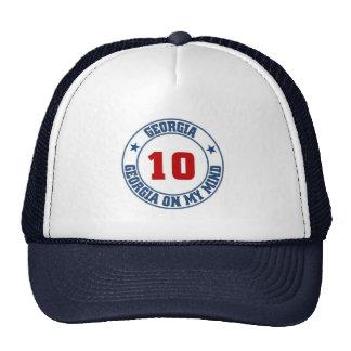 Georgia State Cap