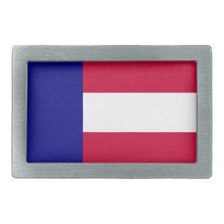Georgia state flag 1879 belt buckles