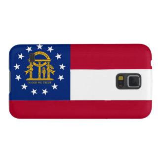 Georgia State Flag Samsung Galaxy Nexus Cases