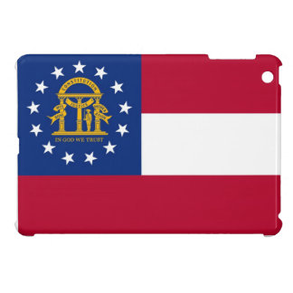 Georgia State Flag iPad Mini Cover