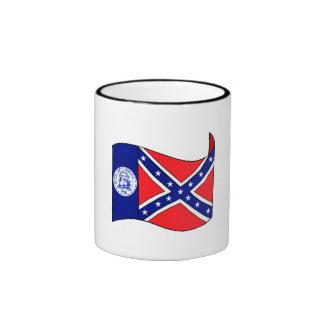 Georgia State Flag Mugs