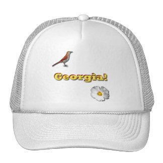 Georgia State Trucker Hat