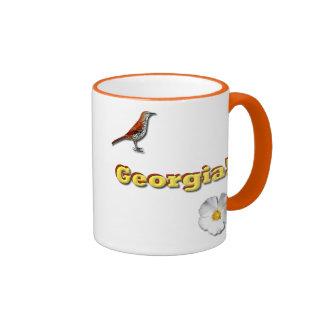 Georgia State Coffee Mug