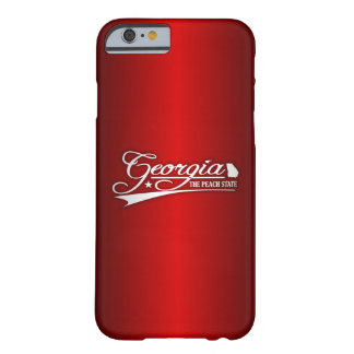 Georgia State of Mine Barely There iPhone 6 Case