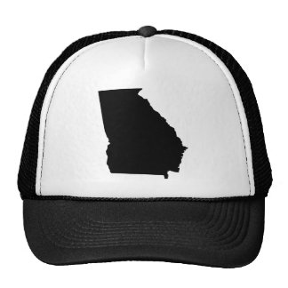 Georgia State Outline Cap