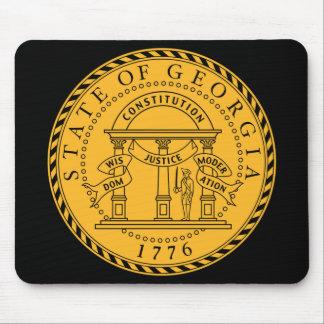 Georgia State Seal Mousepad