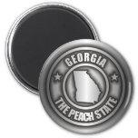 """""""Georgia Steel"""" Magnets"""