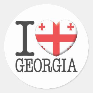 Georgia Stickers