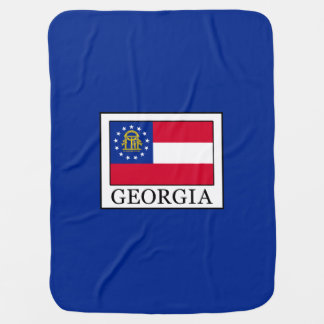 Georgia Swaddle Blankets