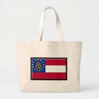 Georgia U.S. Flag Bags