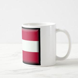 Georgia U.S. Flag Coffee Mug