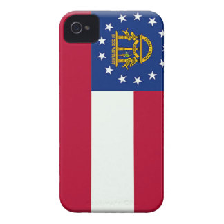 Georgia (US) Flag Case-Mate iPhone 4 Cases