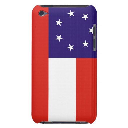 georgia usa state flag case united america Case-Mate iPod touch case