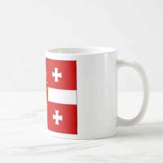 Georgia War Flag Coffee Mug