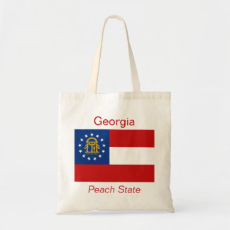 Georgian Flag Bag