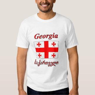 Georgian Flag Shirts